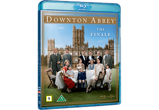 Downtown Abbey The Finale Blu-ray