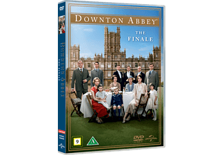 Downtown Abbey The Finale Drama DVD