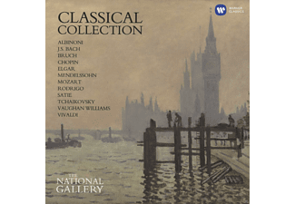 VARIOUS - Classical Collection (The National Gallery) [CD]