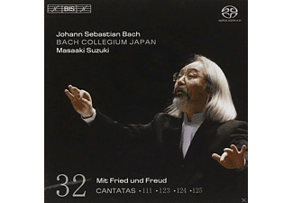 Bach Collegium Japan - Sämtliche Kantaten Vol.32 - (CD)