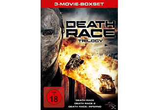 Death Race 1-3 [DVD]