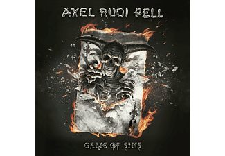 Axel Rudi Pell - Game Of Sins - (CD)