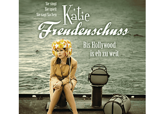 - Bis Hollywood is eh zu weit - (CD)