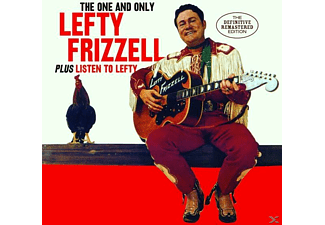 Lefty Frizzell - The One And Only Lefty Frizzell+Listen To Lefty - (CD)