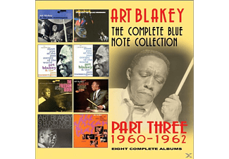 Art Blakey - The Complete Blue Note Collection: 1960-1962 - (CD)