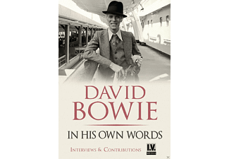 David Bowie - In His Own Words - (DVD)