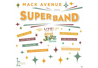 Mack Avenue Superband - Live From The Detroit Jazz Festival ? 2015 - (CD)