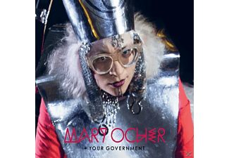 Mary Ocher - Your Government - (CD)