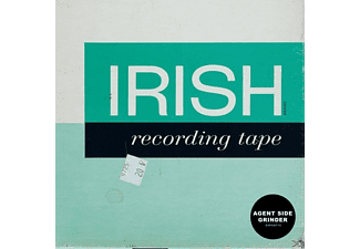 Agent Side Grinder - Irish Recording Tape (Lim.Ed./Coloured Vinyl) - (Vinyl)