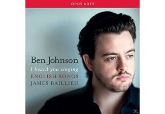 Johnson Ben/Baillieu - I Heard You Singing - (CD)