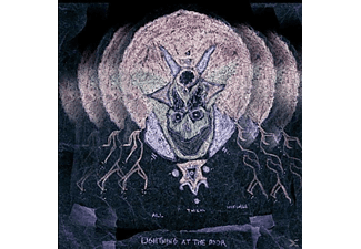 All Them Witches - Lightning At The Door - (Vinyl)