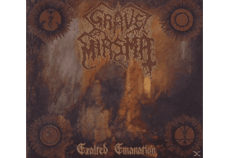Grave Miasma - Exalted Emanation  (Digipak) - (CD)