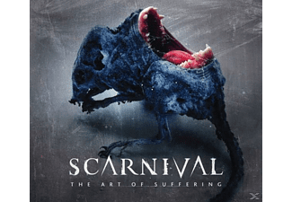 Scarnival - The Art Of Suffering - (CD)