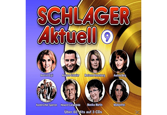 VARIOUS - Schlager Aktuell 9 - (CD)