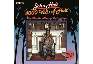 John Holt - 4000 Volts Of Holt: The Classic Albums Collection - (CD)