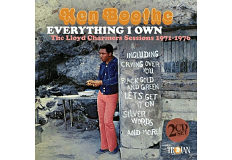 Ken Boothe - Everything I Own: The Lloyd Charmers Sessions 1971 - (CD)