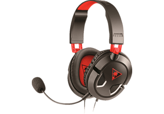TURTLE BEACH Recon 50 Stereo Headset Schwarz/Rot
