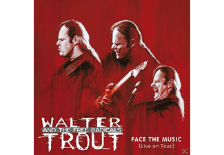 Walter Trout - Face The Music - (CD)