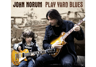 John Norum - Play Yard Blues - (CD)