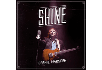 Bernie Marsden - Shine [CD]