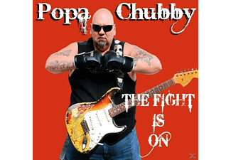 Popa Chubby - Popa Chubby - The Fight Is On - (CD)