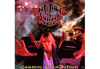 Stoney Curtis B - Cosmic Connection - (CD)