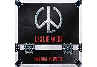 Leslie West - Unusual Suspects - (Vinyl)