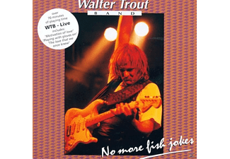 Walter Trout - Live,No More Fish Jokes - (CD)