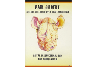 Paul Gilbert - Silence Followed by a Deafening Roar (DVD)