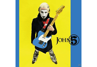 John 5 - The Art Of Malice - (CD)