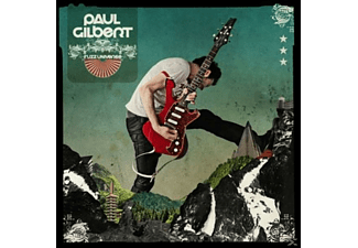 Paul Gilbert - Fuzz Universe - (CD)