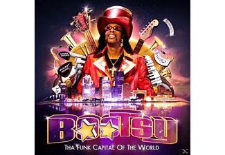 Bootsy Collins - Tha Funk Capital Of The World - (CD)