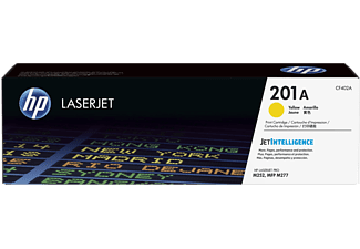 HP Color Lacerjet 201A Toner - Gul