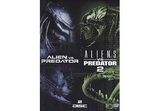 Alien vs. Predator / Aliens vs. Predator 2 [DVD]
