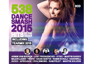 Various - 538 Dance Smash Hits Of The Year | CD