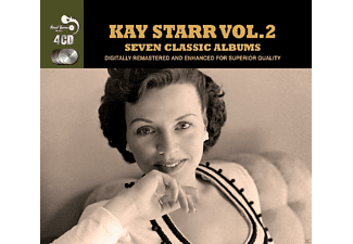 Kay Starr - 7 Classic Albums 2 - (CD)