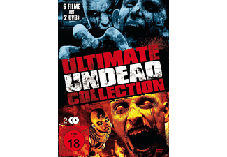 Ultimate Undead Collection - (DVD)