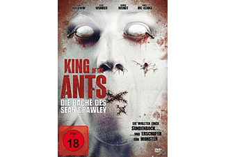 King Of The Ants - (DVD)