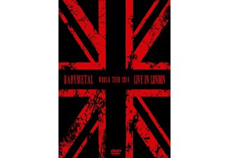 Babymetal - Live In London:Babymetal World Tour 2014 [DVD]