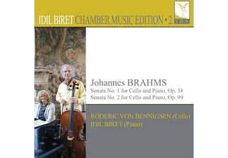 Bennigsen/Biret Idil - Chamber Music Edition 2 - (CD)