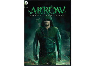 Arrow - Season 3 DVD