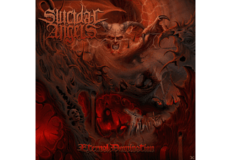 Suicidal Angels - Eternal Domination - (CD)