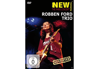 Robben Trio Ford - THE PARIS CONCERT - REVISITED - (DVD)