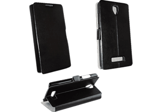 VOLTE-TEL ΘΗΚΗ LENOVO A2010 LEATHER BOOK-STAND Black - (8153099)