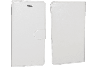 "VOLTE-TEL ΘΗΚΗ UNIVERSAL 4.5""-5.1"" LEATHER BOOK MAGNET 3M White - (8156038)"