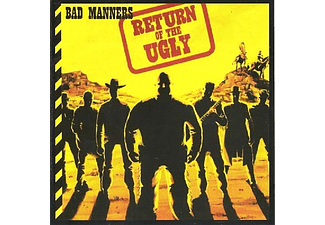 Bad Manners - Return of the Ugly - Deluxe Edition (CD)