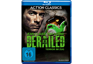 Derailed - (Blu-ray)