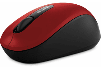 MICROSOFT Bluetooth Mobile Mouse 3600 Rood