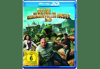 Die Reise zur geheimnisvollen Insel - (Blu-ray 3D)