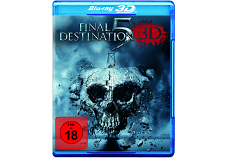 Final Destination 5 [3D Blu-ray]